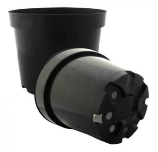 Горщик круглий стандартний D 14см L 10,5см V 1,2л